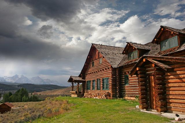 Idaho Rocky Mountain Ranch Info Pics Maps More