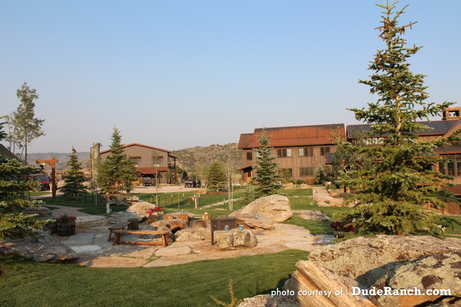 Pin by RE/MAX PURE on Private Culdesac Ranch with ... |Dude Ranch Fire Pit