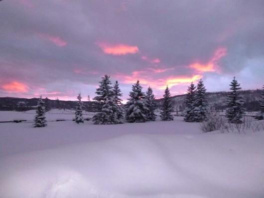 vista-verde-ranch-winter-sunset