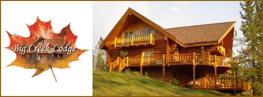 Big Creek Lodge - BC, Canada