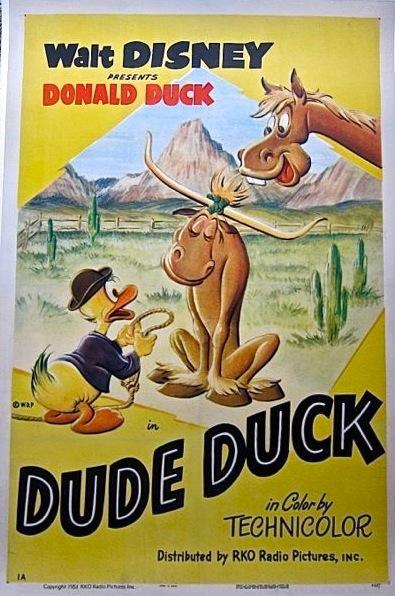 dude-donald-duck-walt-disney