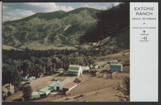 eatons-ranch-postcard -circa-1950-s