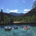 K Bar L Ranch Medicine Springs Pool