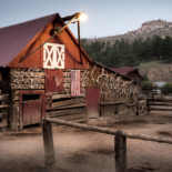 Lost Valley Ranch Barn