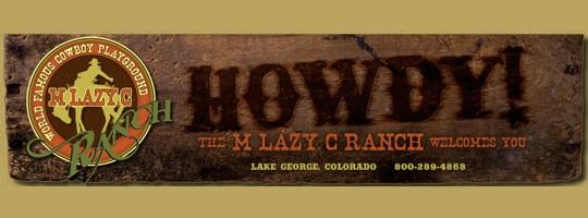 M Lazy C Ranch Colorado