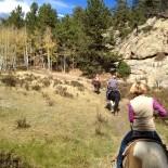 M Lazy C Ranch Horseback Riding