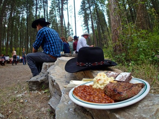 steak-dinner-flatehead-lake-lodge