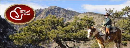 Sylvan Dale Guest / Dude Ranch Colorado