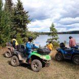 Wettstone Guest Ranch ATV Rides