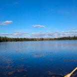 Wettstone Guest Ranch Canoeing